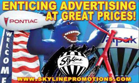 Inflatable Advertising and Promotions